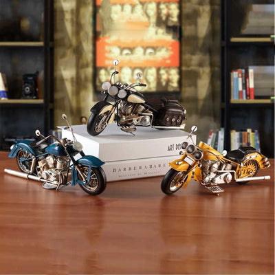Vintage Metal Craft Motorcycle Model V.3