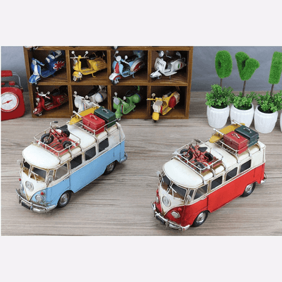 Kombi Metal Craft Vintage Model