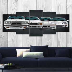 Supra Canvas Wall Art (new version)