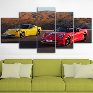 CV Landscape Canvas Wall Art No. 6