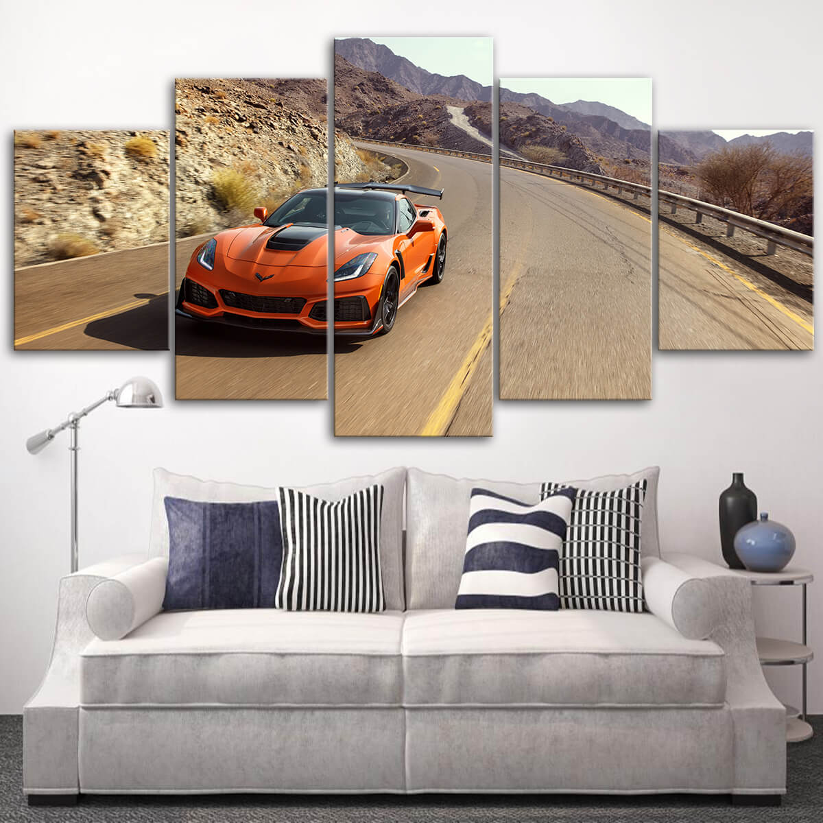 CV Landscape Canvas Wall Art No. 9