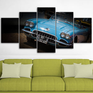 CV Landscape Canvas Wall Art No. 2