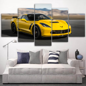 CV Landscape Canvas Wall Art No. 3