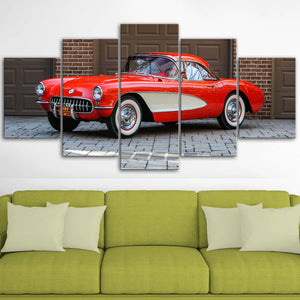 CV Landscape Canvas Wall Art No. 4
