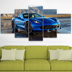 CV Landscape Canvas Wall Art No. 5