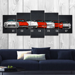 CV Canvas Wall Art (new version)
