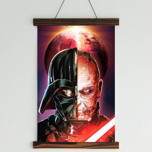 Darth Vader Double-Face Canvas Wall Art