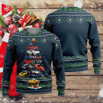 Viper Christmas Sweater