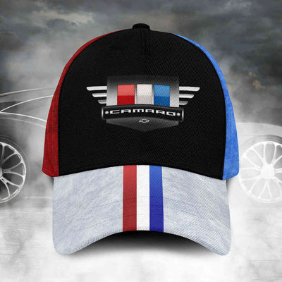 Camaro All Over Print Classic Cap
