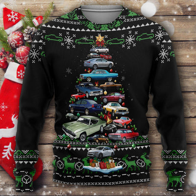 Malibu Christmas Sweater