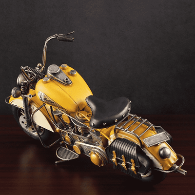 Vintage Metal Craft Motorcycle Model V.2