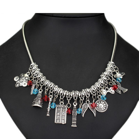 Doctor Who Choker Necklace