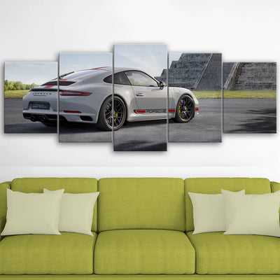 911 Landscape Canvas Wall Art No. 1