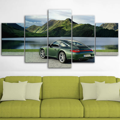 911 Landscape Canvas Wall Art No. 5
