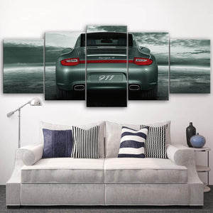911 Landscape Canvas Wall Art No. 7