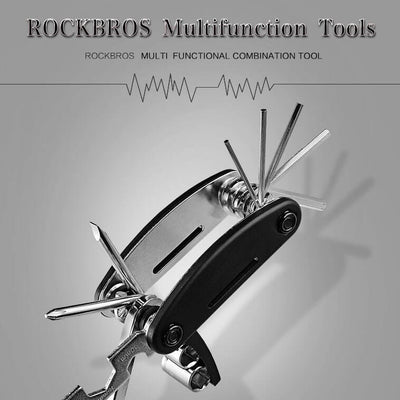 ROCKBROS Multi-functional Bicycle Repair Tools Kit