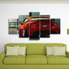Toyota 86 - Scion FR-S Canvas Wall Art