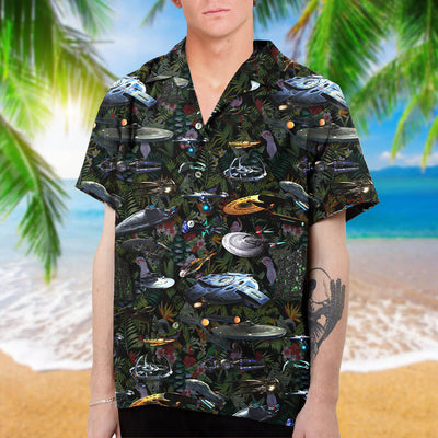 S.T Collection Art Hawaiian Shirt and Beach Short