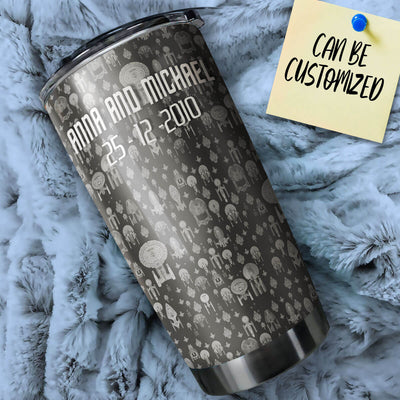 Personalized ST Stainless Steel Tumbler