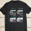 Supra Front View Collection T-shirt
