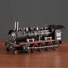 Vintage Metal Craft Train Model