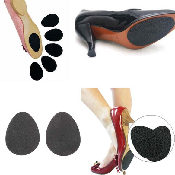 10 Pieces Mat  Anti-Slip Sticker For Shoes