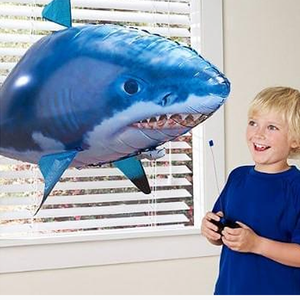 Remote Control Air Swimming Fish - Swim Through The Air! | AirSwim – The Remote Controlled Fish Blimp | Air Shark™ - The Remote Controlled Fish Blimp | Air Shark RC Fish Blimp- Limited edition