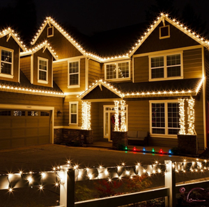 Christmas LED Light String  Waterproof Indoor & Outdoor - Buy1More