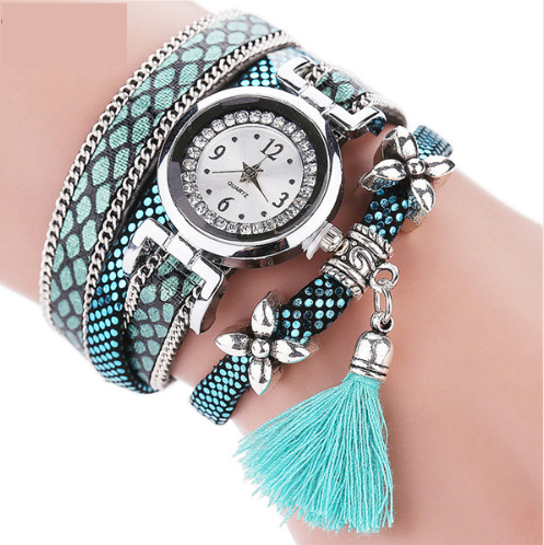 Original Fashion Women Leather Bracelet Watch