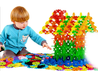 800 Pieces Creative Plastic Building Blocks Educational Toy - Buy1More