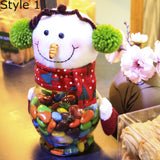 3 Pieces Christmas Decoration For Candy