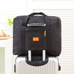 Carry-On Travel Bag Foldable WaterProof Large Capacity - Buy1More