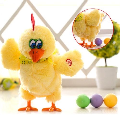 Funny Chicken Egg Laying - Buy1More