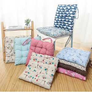 Decoration Cotton Seat Pad Chair Cushion Linen Outdoor - Buy1More