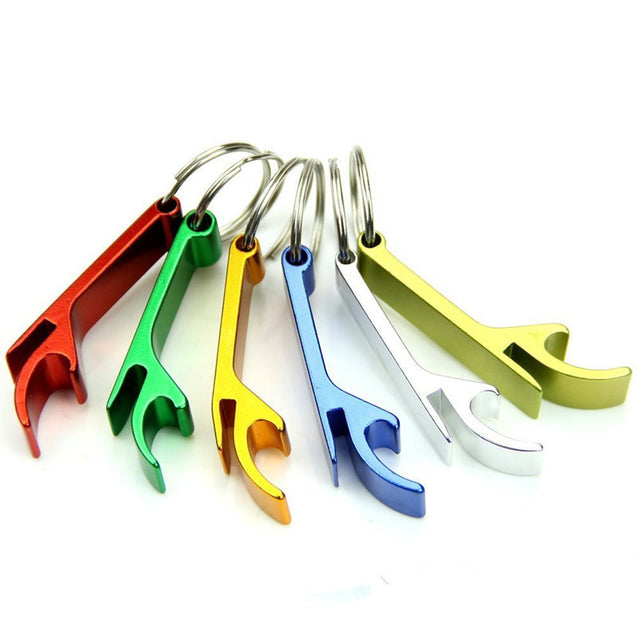 5 Piecs Key Chain Beer Bottle Opener - Buy1More