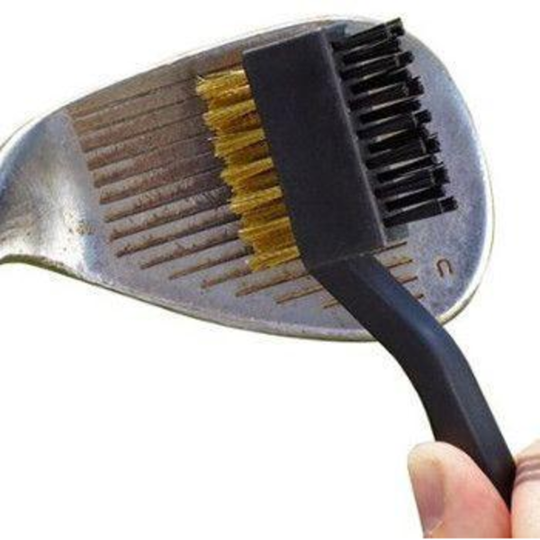 2 In 1 Golf Cleaning Brush (2Pcs) - Buy1More
