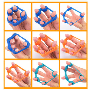 Set Of 6 Pieces To Exercise Your Fingers - Buy1More