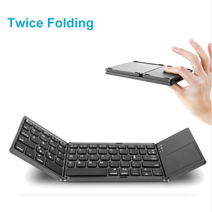 The Ultimate Bluetooth Keyboard With TouchPad | Macbook Winodws Android Bluetooth Keyboard