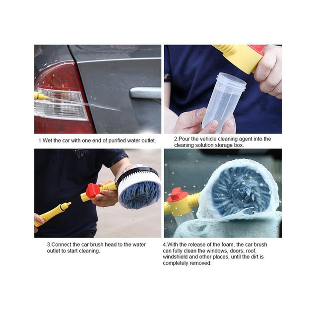 Easy Brush - Car Washing - Buy1More