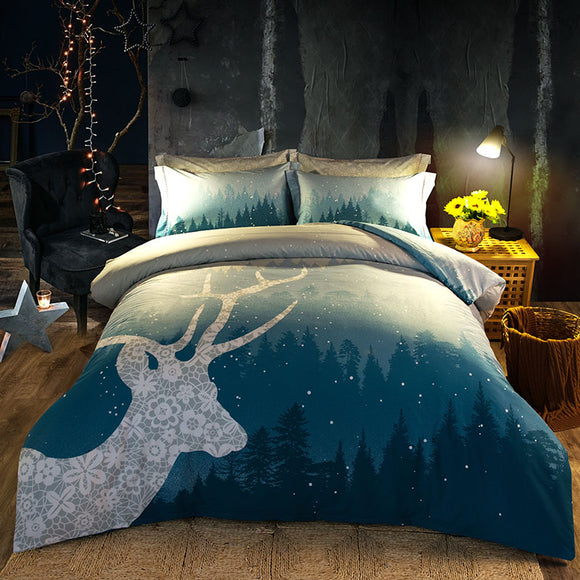 Bedding Set Deer Dance - Buy1More
