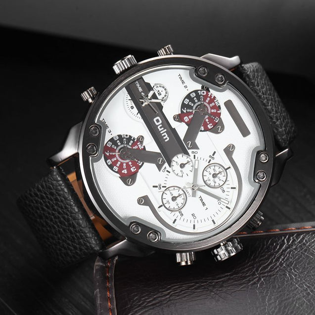 Luxury & High Quality Watch Men Quartz Wristwatches - Buy1More