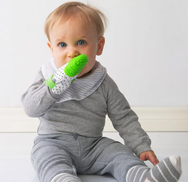 Baby's Hand Teething Gloves - Buy1More