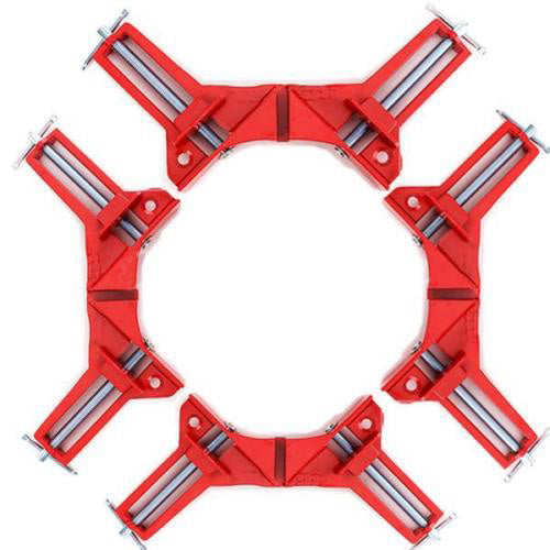 4 Pieces 90 Degree Right Angle Corner Clamps - Buy1More