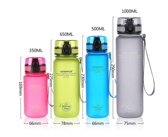 High Quality Sport Water Bottle BPA Free