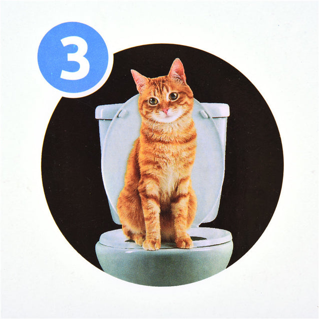 Cat Toilet Training System - Buy1More