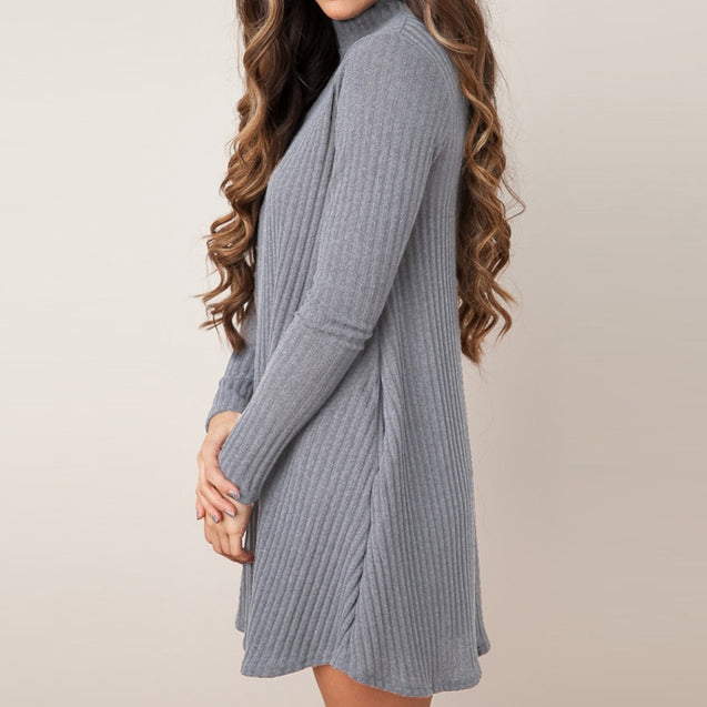 Fashion Women Sweaters And Pullovers Long Sleeve Long - Buy1More