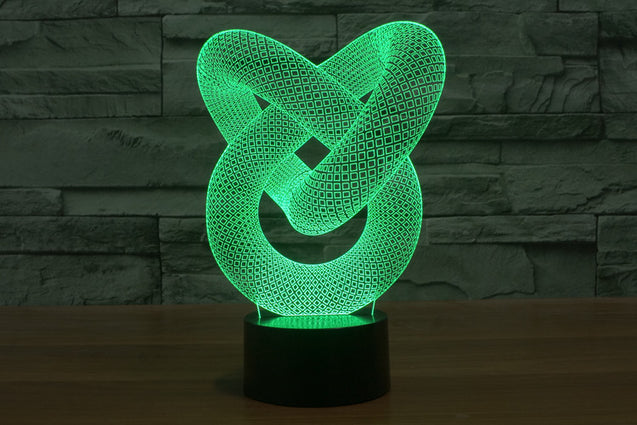 3D Illusion Night Light - Buy1More