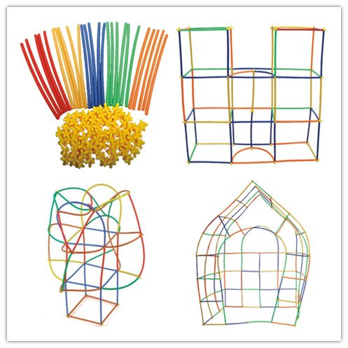 Design Buildings And Engineer - Educational Toy - Buy1More