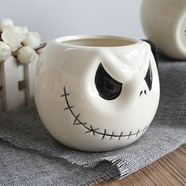 Jack Skellington Ceramic Mug - Buy1More