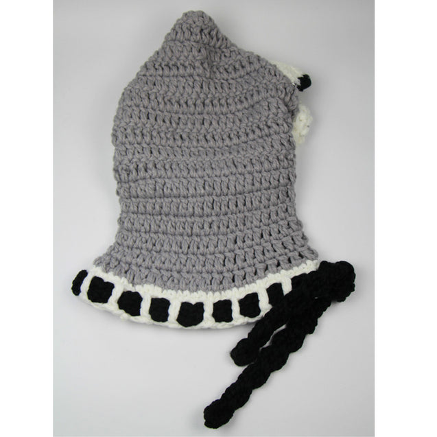 Fashion Boys & Girls Knitted Hat Animal Hood - Buy1More